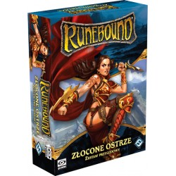 Runebound 3 - Zestaw Scenariuszowy - Złocone ostrze