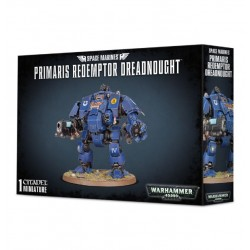 Space Marines Primaris Redemptor Dreadnought