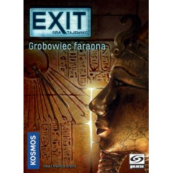 EXIT: Gra tajemnic - Grobowiec faraona