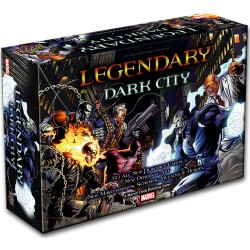 Legendary Dark City Expansion