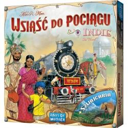 Wsiąść do Pociągu: Indie i Szwajcaria