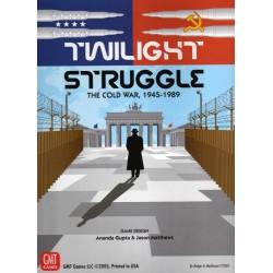 Twilight Struggle: Deluxe edition (Zimna Wojna)