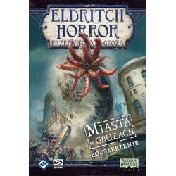 Eldritch Horror Przedwieczna Groza - Miasta w gruzach