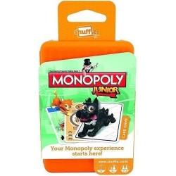 Gra Shuffle Monopoly Junior PL