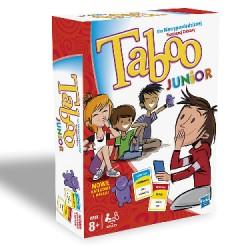 Hasbro gra Tabu Taboo Junior