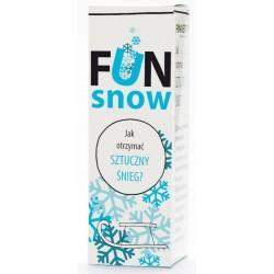 FUN snow - Fun Snow, Jak otrzymać sztuczny śnieg?
