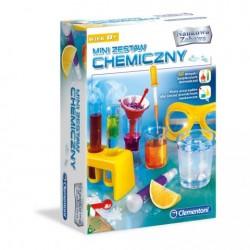 Naukowa zabawa: Mini zestaw cheminczy (Clementoni )