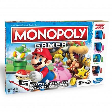 Hasbro Monopoly Gamer wersja PL