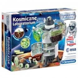 Naukowa Zabawa: Kosmiczne Labolatorium (Clementoni)