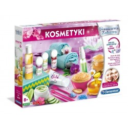Naukowa Zabawa: Kosmetyki (Clementoni)