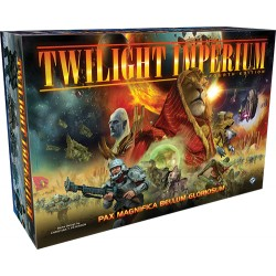 Twilight Imperium Fourth Edition (angielska)