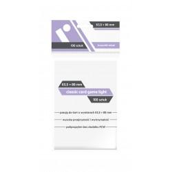 Koszulki Rebel Classic Card Game Light (63,5x88 mm), 100 sztuk