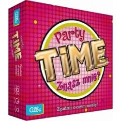 Party Time: Znasz mnie? Poznaj