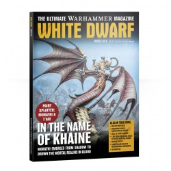 White Dwarf March 2018 (English)