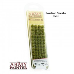 ARMY PAINTER - BASING Lowland Shrubs TUFT 6mm
