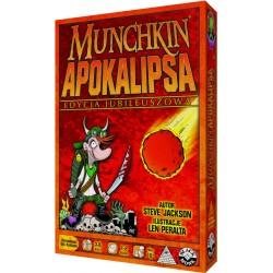 Munchkin Apokalipsa Edycja jubileuszowa
