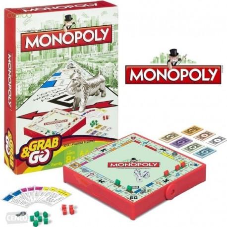 Hasbro Monopoly grabgo
