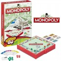 Hasbro Monopoly gra and go