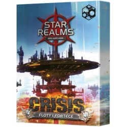 Star Realms: Crisis - Floty i Fortece PL
