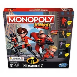 Monopoly Junior: Iniemamocni 2