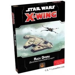 Ruch Oporu - Zestaw konwertujący Star Wars: X-Wing (druga edycja)