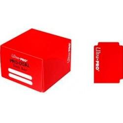 Pudełko na karty Deck Box 180+ PRO DUAL RED/CZERWONE