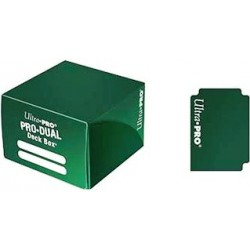 Pudełko na karty Deck Box 180+ PRO DUAL GREEN/ZIELONE