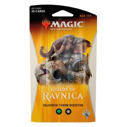 MTG: Guilds of Ravnica: Selesia Theme Booster