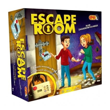 Escape Room EPPE gra familijna