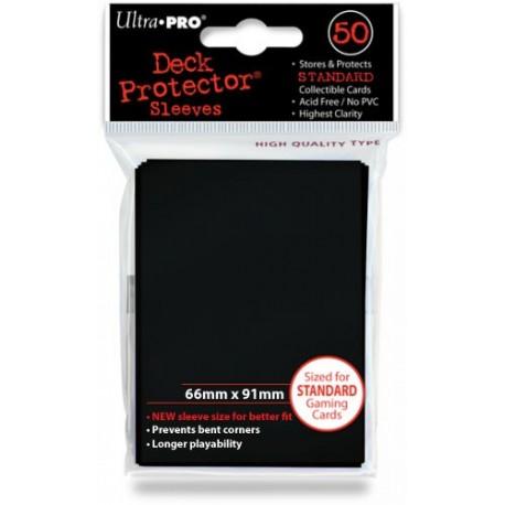 Deck Protector - Solid Black 50