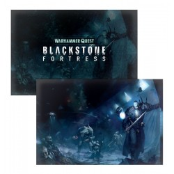 Warhammer Quest: Blackstone Fortress (English) + bonusy