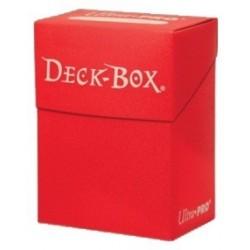 Deck Box Red/Czerwony