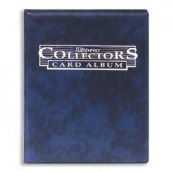 Collectors Card Album 10x9 Blue - niebieski