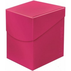 Ultra Pro 100+ Hot Pink/Różowy Deck Box