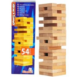 Gra - chwiejąca wieża
