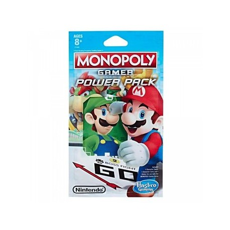 Monopoly, dodatek do gry Monopoly: Gamer Figure Pack
