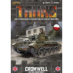 Tanks: Wielka Brytania - Cromwell - Zestaw Dodatkowy
