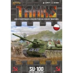 TANKS: Soviet SU-100 / SU-85 Tank Expansion