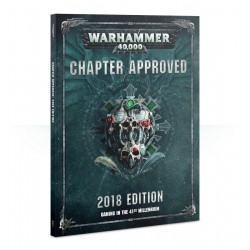 Warhammer 40000: Chapter Approved 2018 Edition
