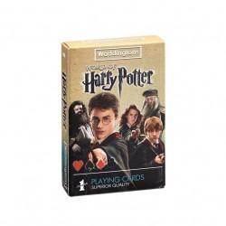 Winning Moves, karty do gry Waddingtons no. 1 Harry Potter