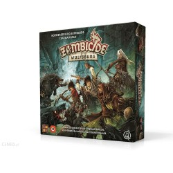 Zombicide: Wulfsburg (edycja polska), gra strategiczna