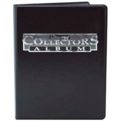 Collectors Card Album (klaser) 10x4 Black - czarny