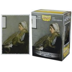Dragon Shield Standard Art Sleeves - Whistler's Mother (100 Sleeves)