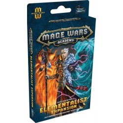 Mage Wars Academy: Elementalist Expansion