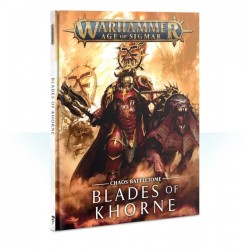 Battletome: Blades of Khorne (English)