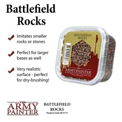 ARMY PAINTER - BASING BATTLEGROUND - BLACK