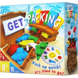 Get Packing (edycja polska), gra zręcznościowa