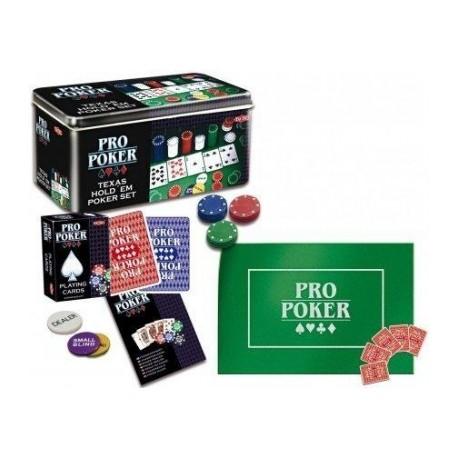 Poker Texas Hold em w Puszce, Albi