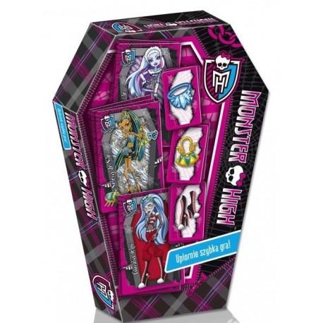 Monster High (trumna) upiornie szybka gra!
