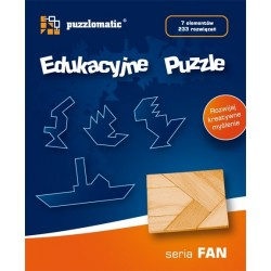 Puzzlomatic - seria Fan
